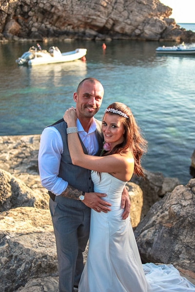 Francesca & Thomas, Secret Hideaway June 2013 | Ibiza Wedding Shop