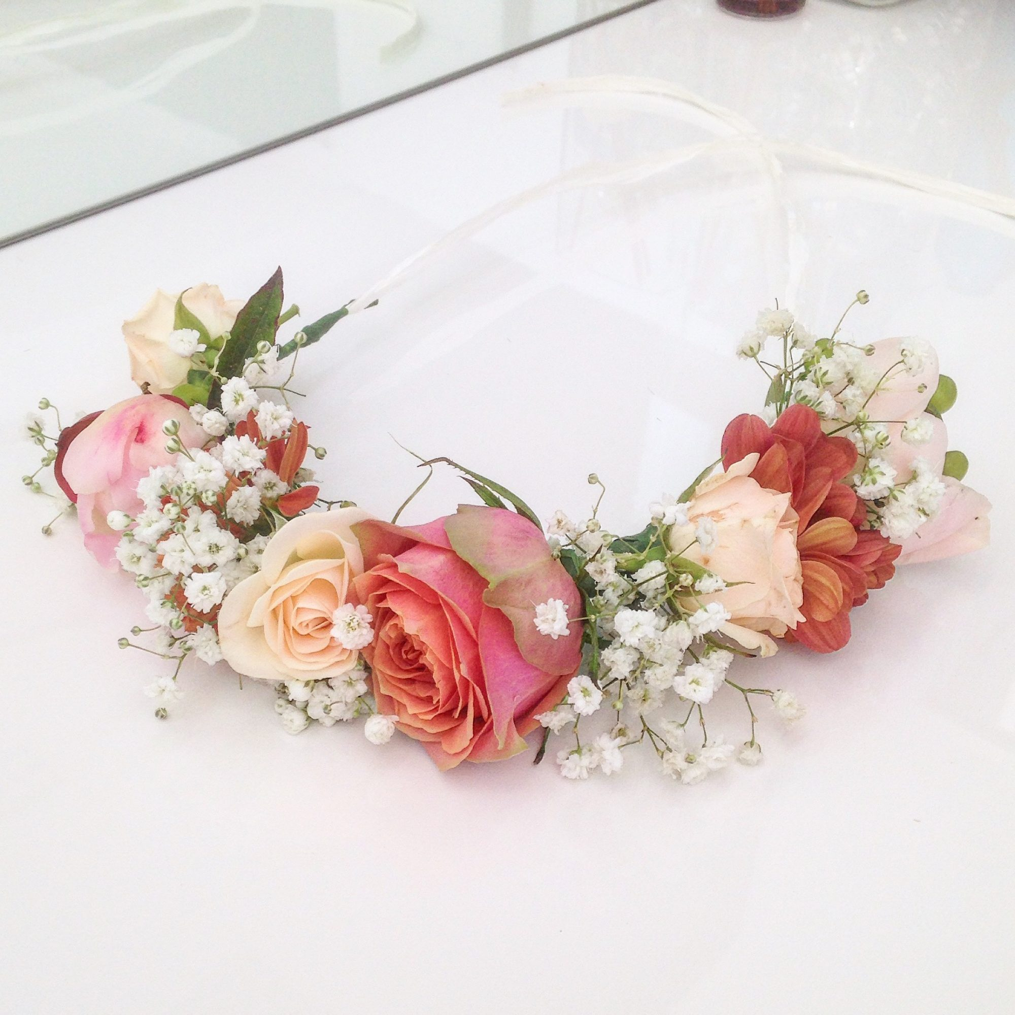 Floral Halo F04 Ibiza Wedding Shop