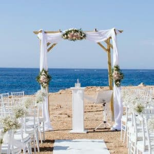 Ceremony Frames, Arches & Gazebos